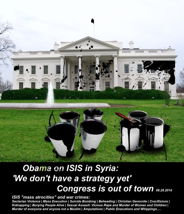 ISIS war crime