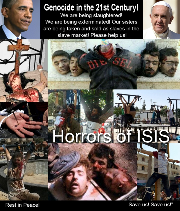 ISIS Horrors