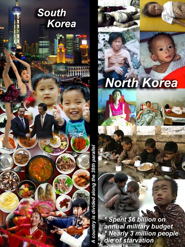 North Korea Starvation