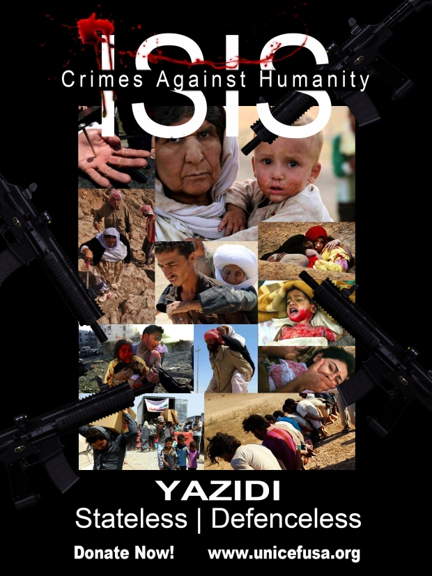 Yazidi stateless nations and nationless states