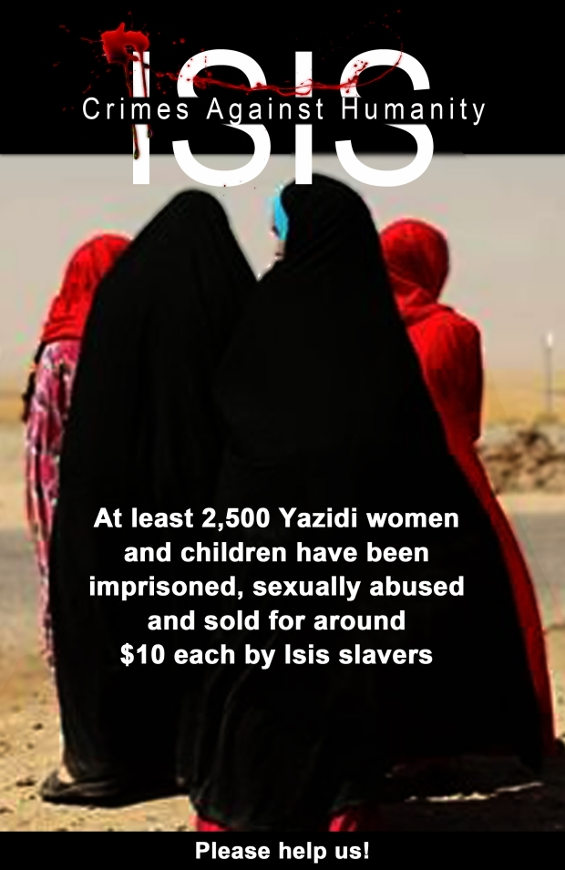 Iraq Slave Markets Sell Women For $10 To Attract ISIS Recruits