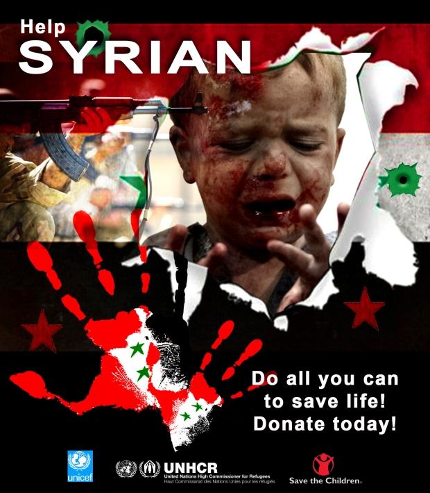 Syria uprising civil war