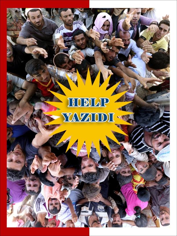 ISIS Attrocites, Yazidi Genocide