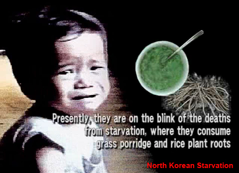 Famine in North Korea