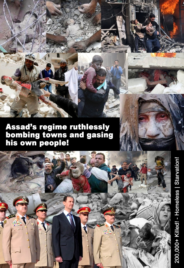 Assad regime crimes against humanity