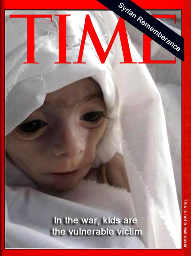 Assad war on children