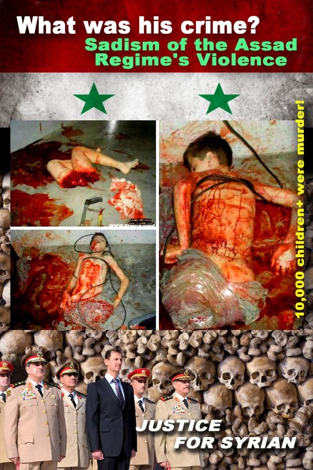 Assad Regime brutality