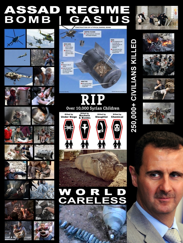 Assad Regime Atrocities