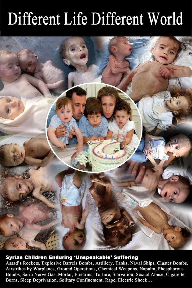 Assad's Regime forces war on children