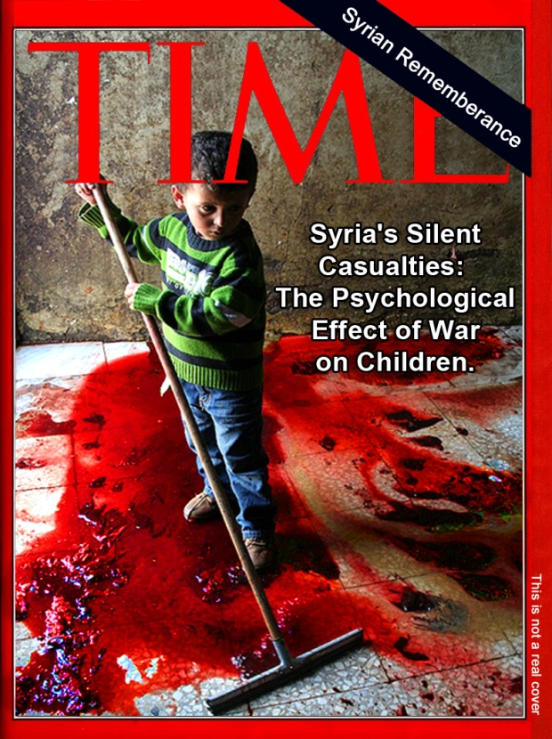 Syrian children tortured by Assad Regime
