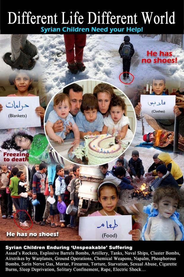 Syria Syrianhildren refugees