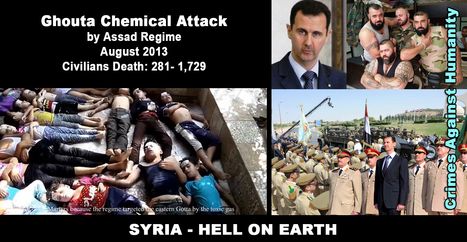 assad crimes against humanity | Collateral Damage