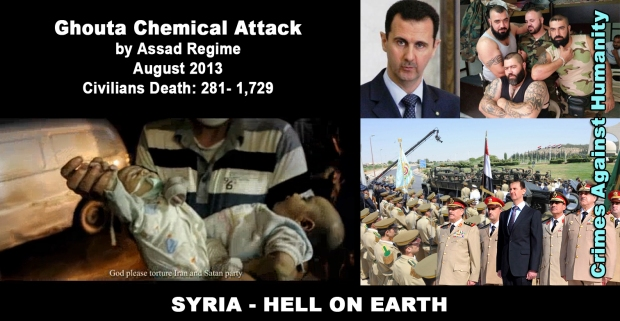 Syria Ghouta Damascus Chemical Attack