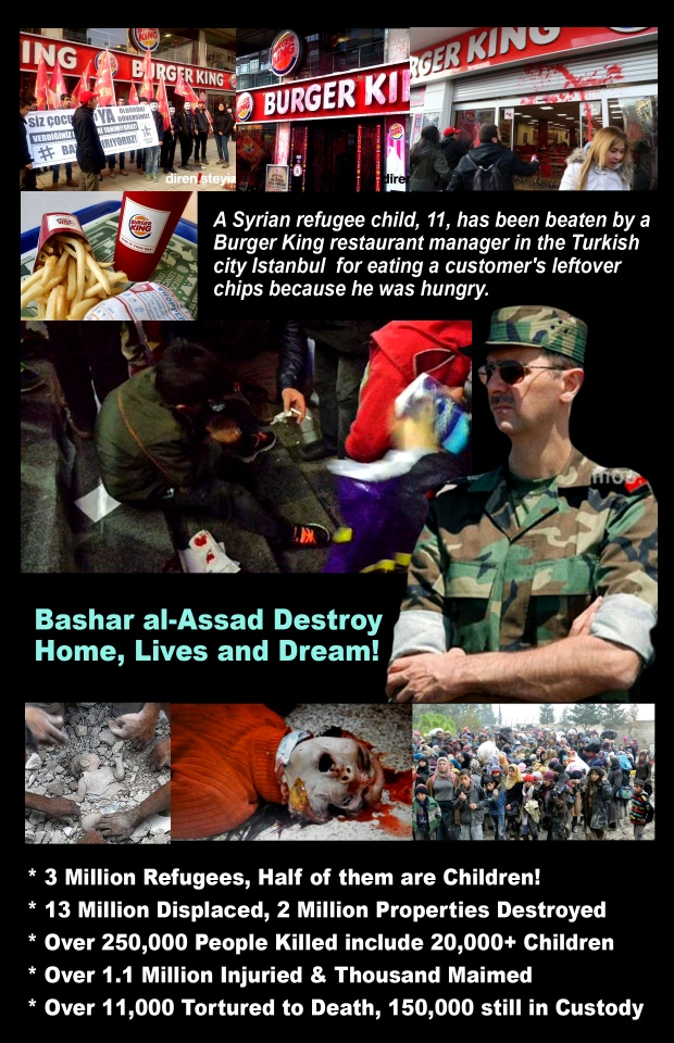 assad crimes terrorist war syria islam