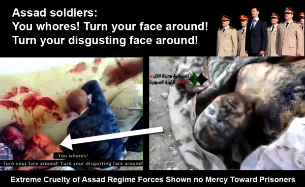 Syria Assad Regime War Crimes