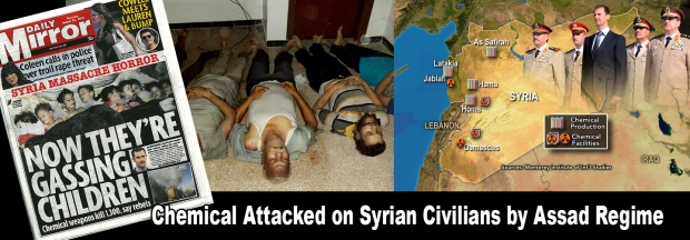 Syrian chemical weapons massacre