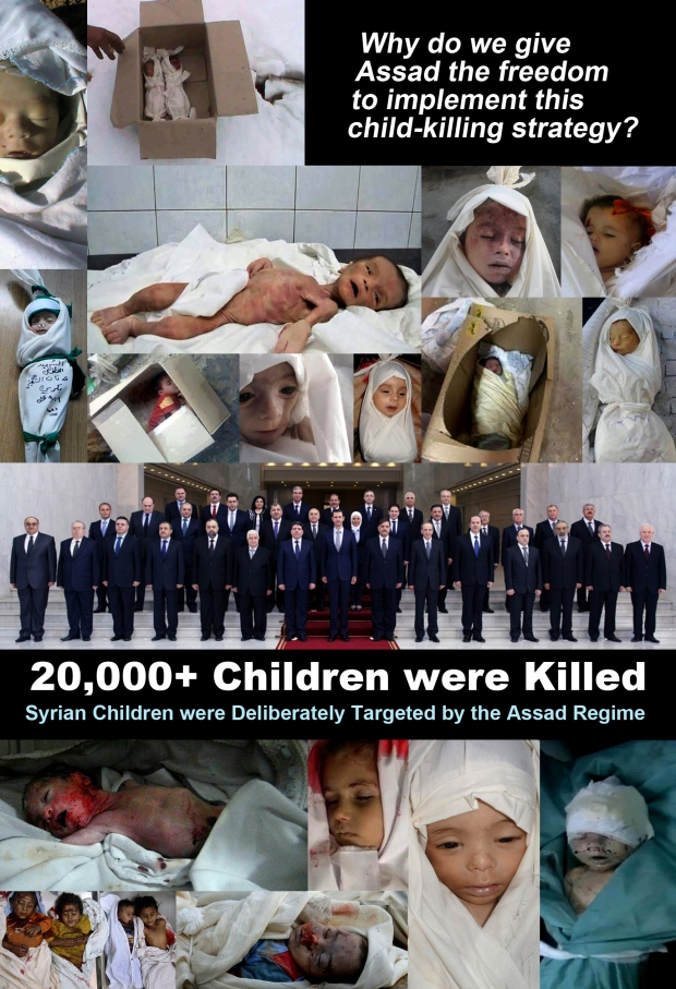 syria assad regime massacre torture children syria