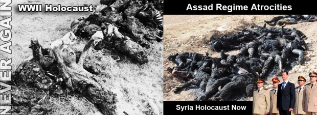 assad syria crimes massacre