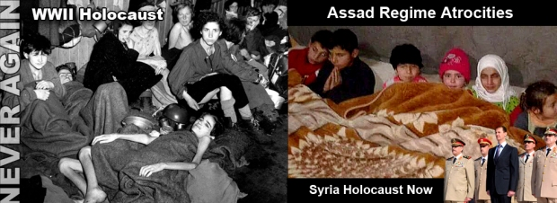 assad war syria crimes chemical gas