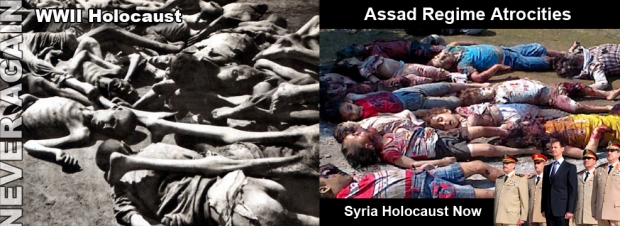 assad syria crimes child kill