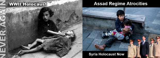 assad syria crimes child murder