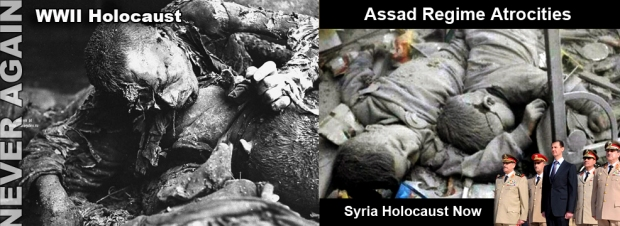 assad torture syria crimes barrel bombing