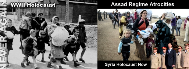 assad torture syria war crimes bashar