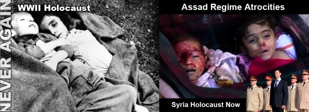 assad torture syria crimes murder children