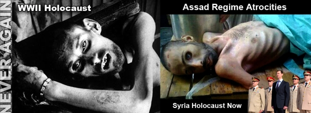 assad torture syria crimes starvation