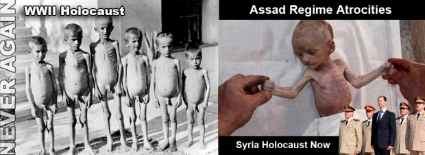 assad war syria crimes bomb