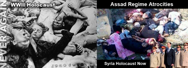 assad war syria crimes chemical