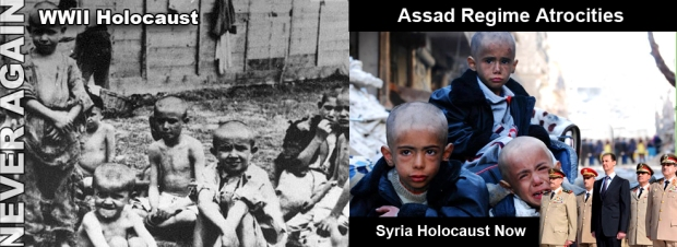 assad war syria crimes child