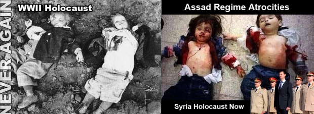 syria assad crimes children torture