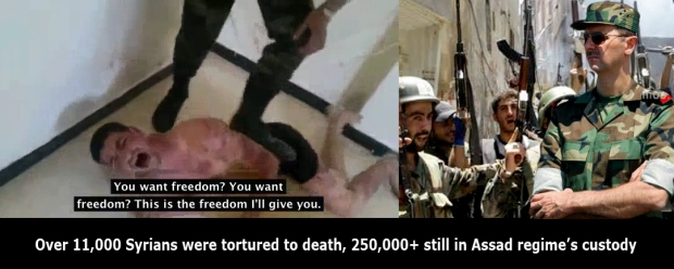 assad regime syria torture rape syrian child