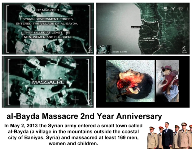 al-Bayda and Baniyas Massacres