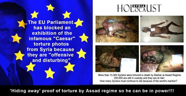 syria assad torture massacre genocide