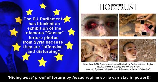 syria assad regime torture mass genocide
