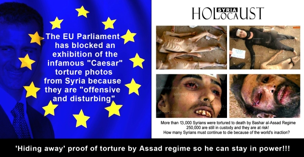 syria assad torture genocide kill civilians