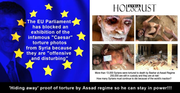 syria al-assad family torture genocide massacre