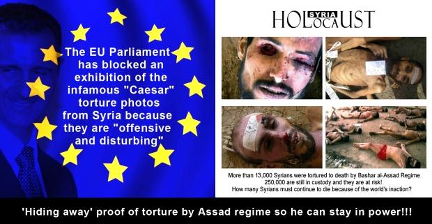 syria assad torture genocide