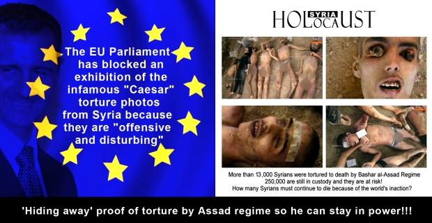 syria assad murder torture genocide