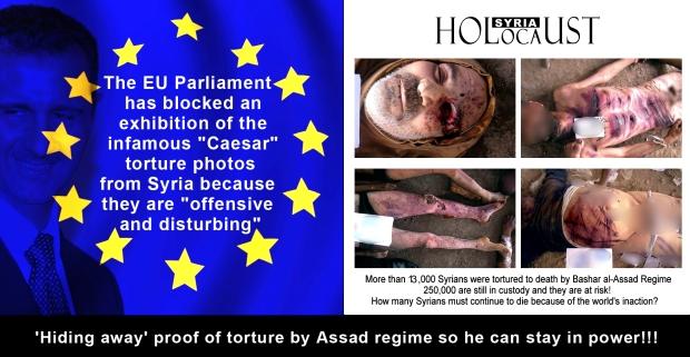 syria assad torture genocide massacre