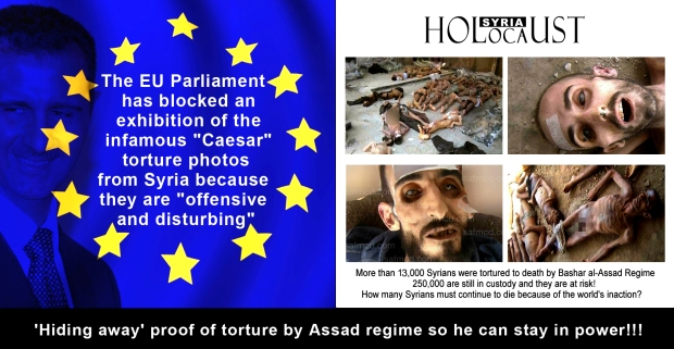 syria assad torture genocide massacre children