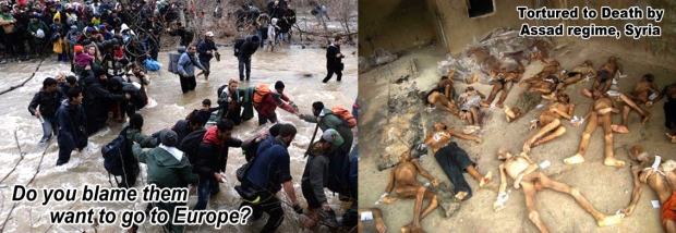 Assad regime mafia war crimes