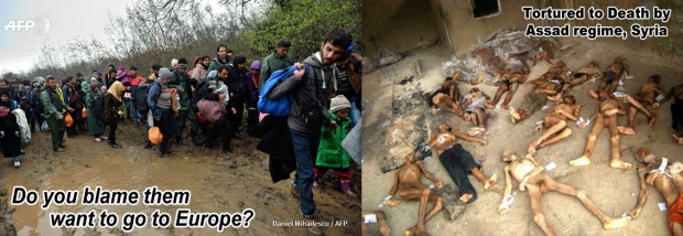 Assad torture syrian civilians