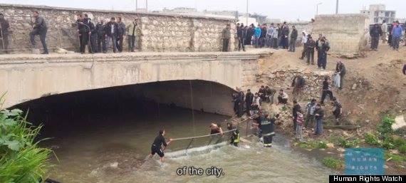 Assad regime government mass killing civilians