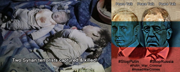 Russia Putin use phosphorus chemical weapons to bomb syrian civilians